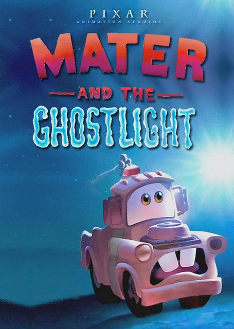 دانلود انیمیشن Mater and the Ghostlight