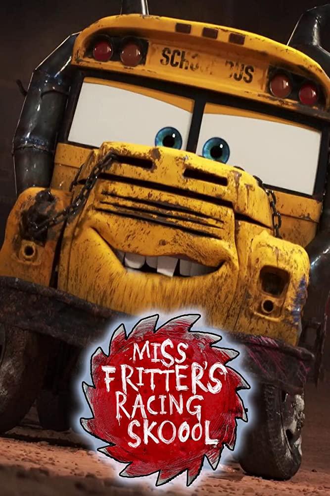 دانلود انیمیشن Miss Fritter's Racing Skoool