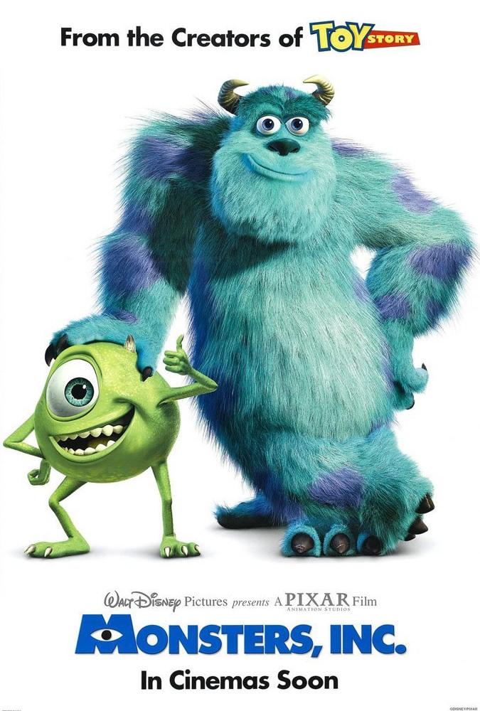 دانلود انیمیشن .Monsters, Inc