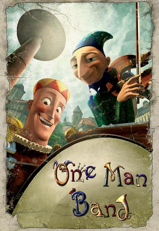 دانلود انیمیشن One Man Band