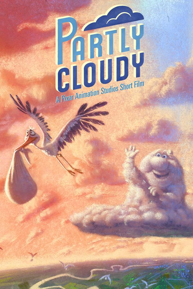 دانلود انیمیشن Partly Cloudy