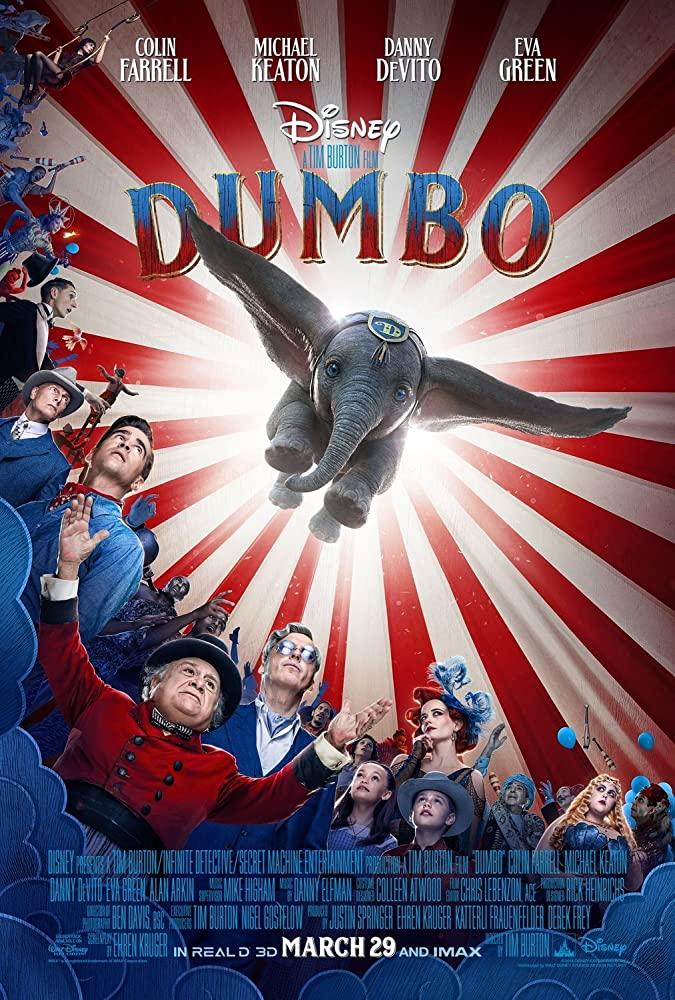 دانلود انیمیشن Dumbo – دامبو