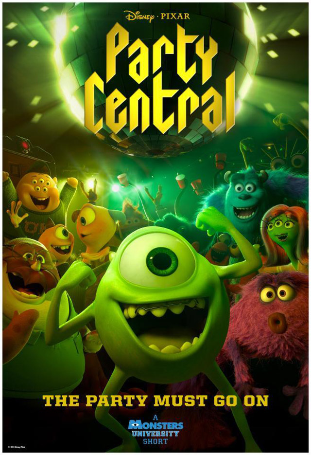 دانلود انیمیشن Party Central