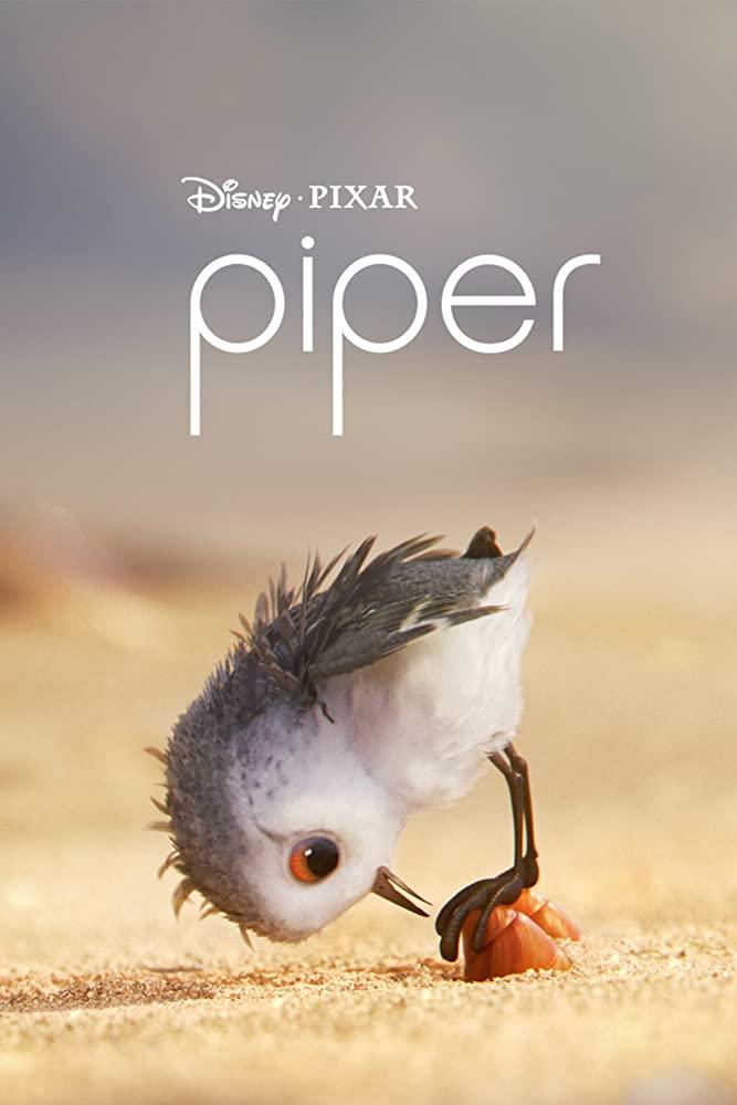 دانلود انیمیشن Piper