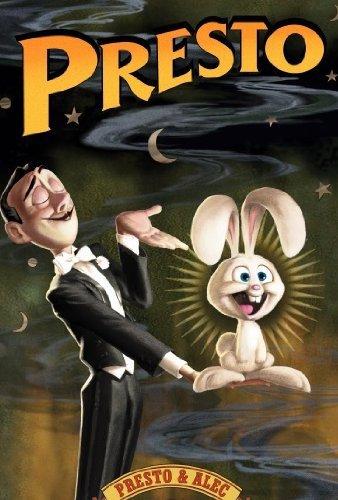 دانلود انیمیشن Presto