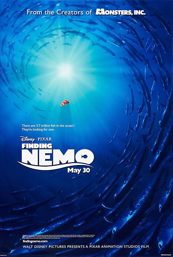 دانلود انیمیشن Finding Nemo – در جستجوی نمو