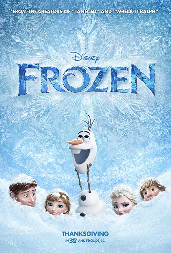 دانلود انیمیشن Frozen – منجمد
