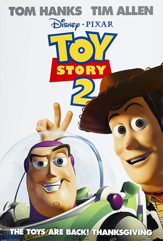 دانلود انیمیشن  Toy Story 2 – داستان اسباببازی 2