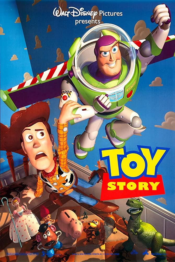 دانلود انیمیشن Toy Story – داستان اسباب بازی