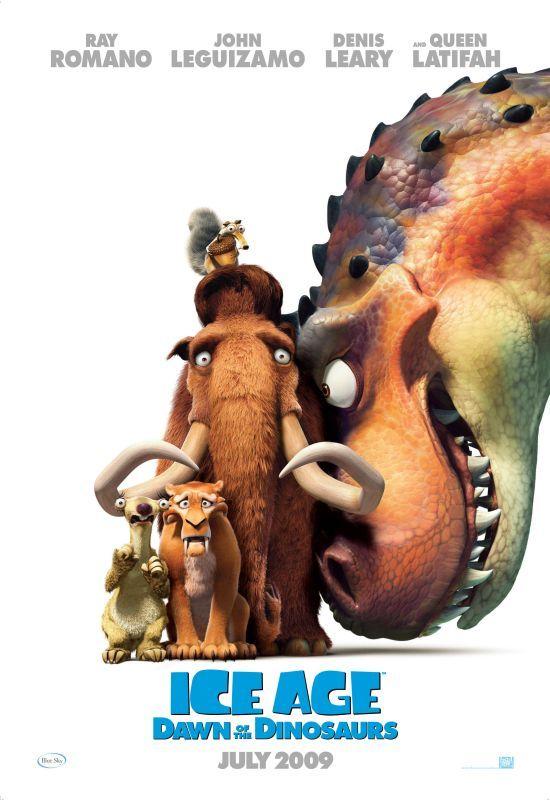 دانلود انیمیشن Ice Age Dawn of the Dinosaurs – عصر یخبندان ۳ ظهور دایناسورها