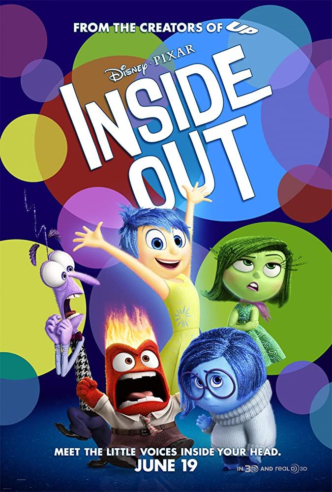 دانلود انیمیشن Inside Out – درون بیرون