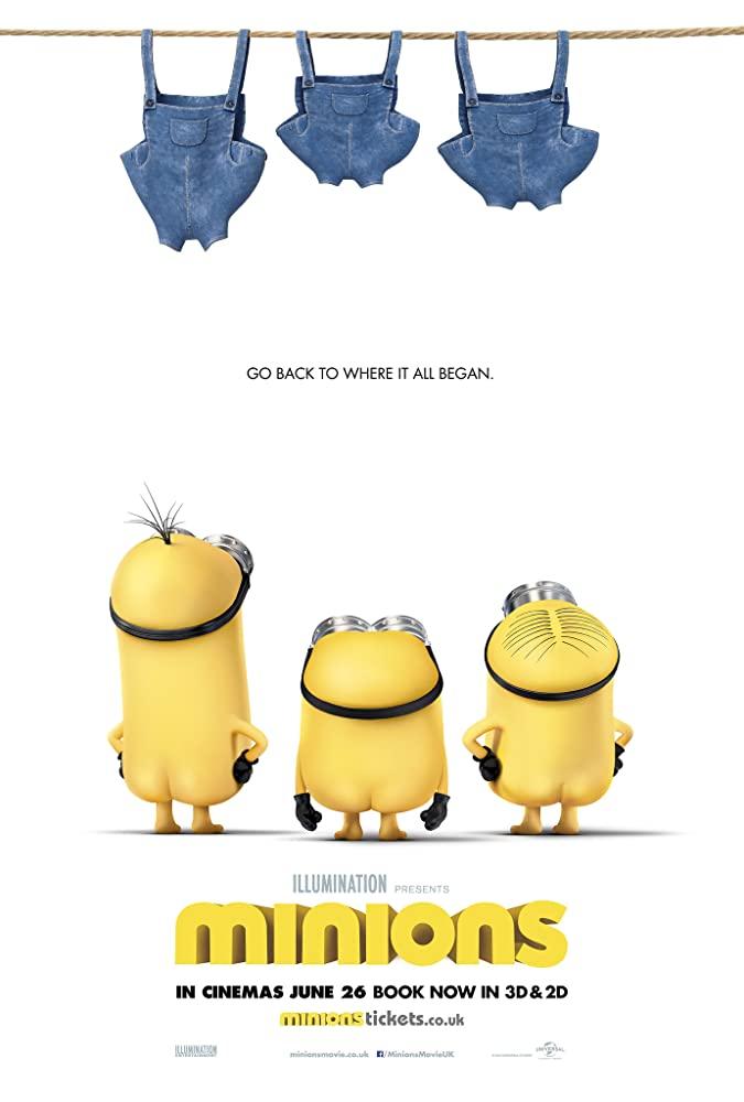دانلود انیمیشن Minions – مینیون ها