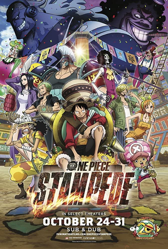دانلود انیمه One Piece Stampede