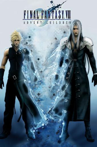 دانلود انیمه Final Fantasy VII: Advent Children