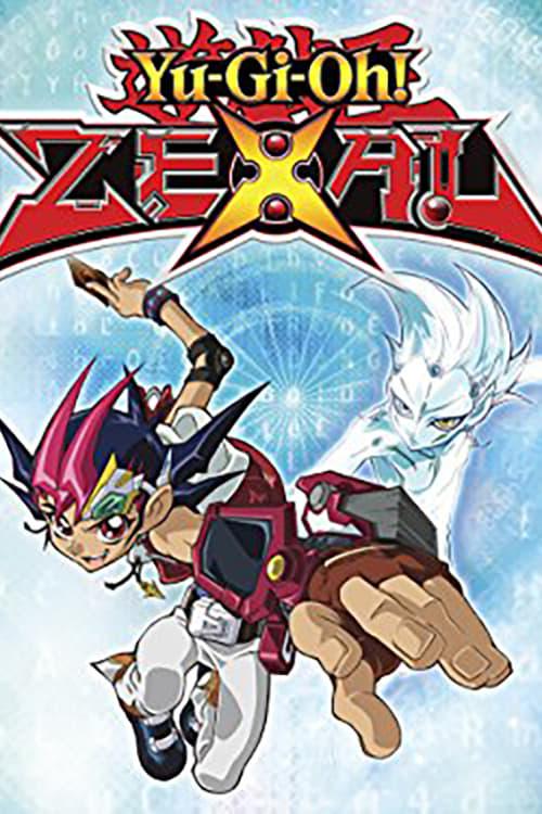 دانلود انیمه Yu-Gi-Oh! Zexal