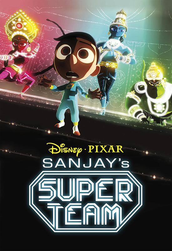 دانلود انیمیشن Sanjay's Super Team