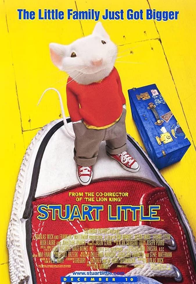 دانلود انیمیشن Stuart Little
