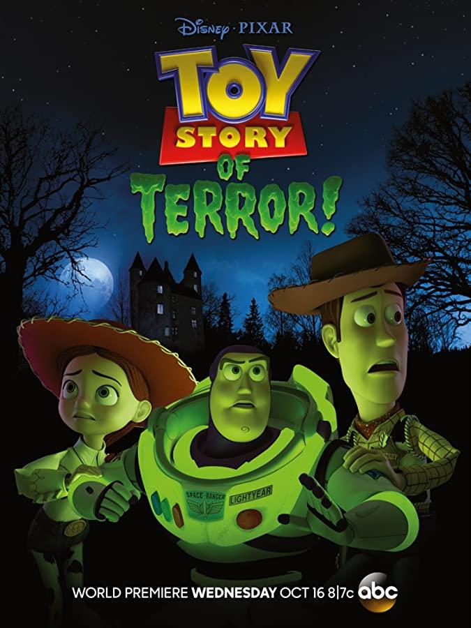 دانلود انیمیشن Toy Story of Terror