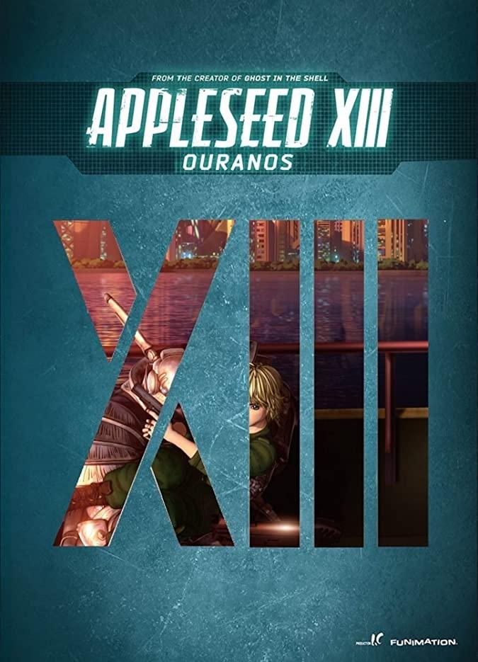 دانلود انیمه Appleseed XIII: Ouranos