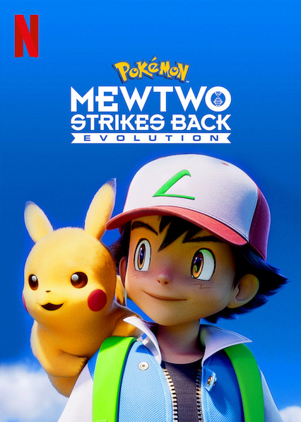 دانلود انیمه Pokemon: Mewtwo Strikes Back – Evolution