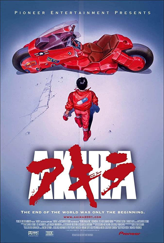 دانلود انیمه Akira