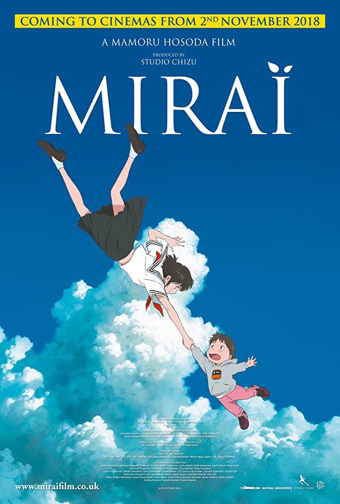 دانلود انیمه Mirai