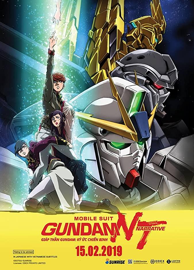 دانلود انیمه Mobile Suit Gundam Narrative