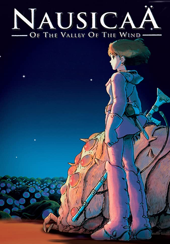 دانلود انیمه Nausicaä of the Valley of the Wind