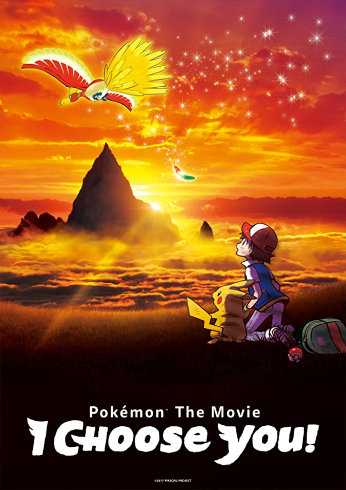 دانلود انیمیشن Pokémon the Movie: I Choose You!