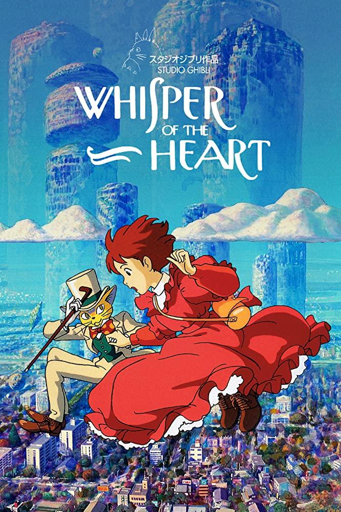دانلود انیمه Whisper of the Heart