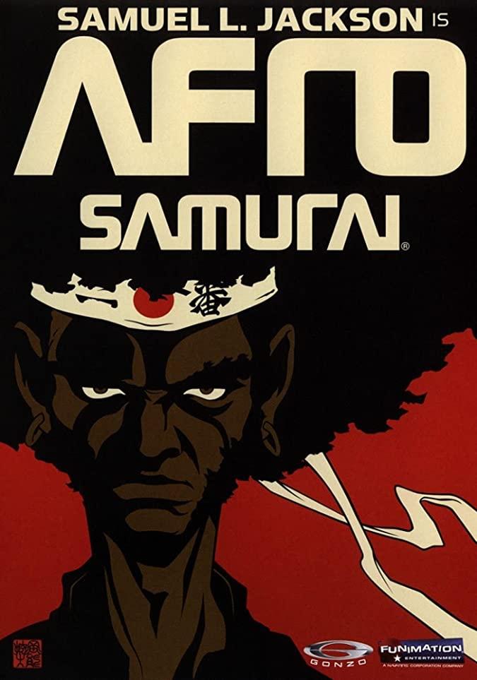دانلود انیمه Afro Samurai