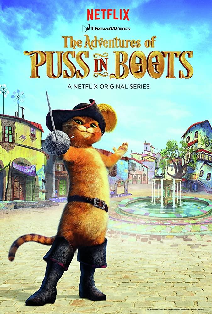 دانلود انیمیشن The Adventures of Puss in Boots