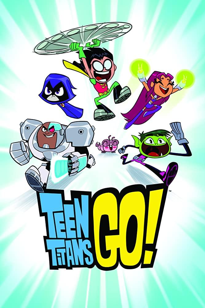دانلود انیمیشن !Teen Titans Go