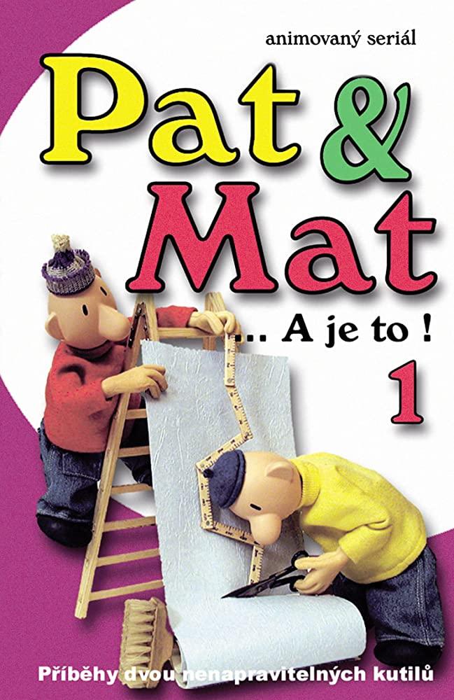 دانلود انیمیشن Pat & Mat