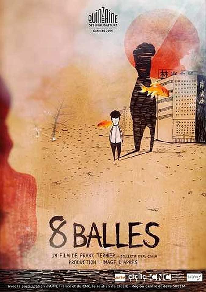 دانلود انیمیشن 8 Bullets