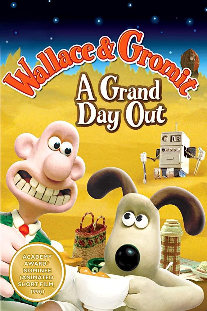 دانلود انیمیشن A Grand Day Out
