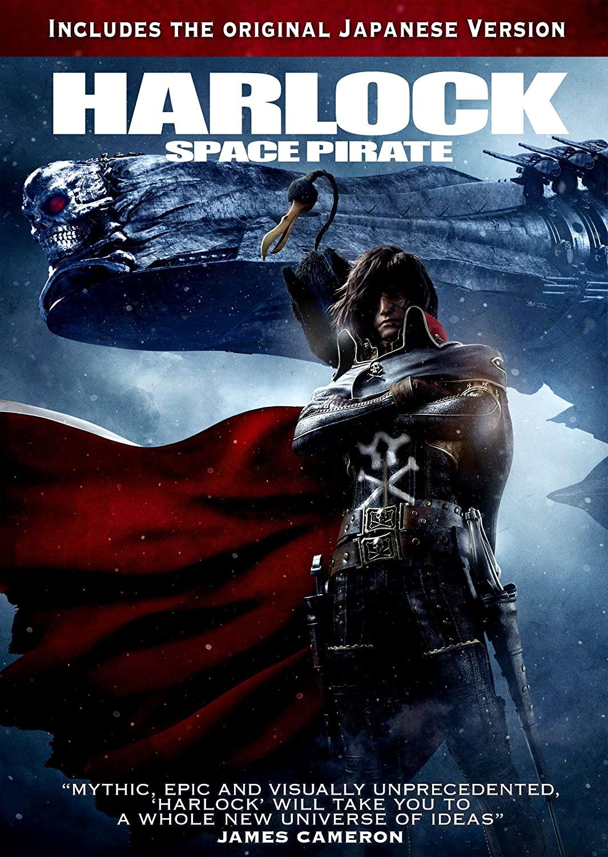 دانلود انیمه Harlock: Space Pirate
