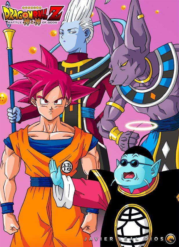 دانلود انیمه Dragon Ball Z: Battle of Gods