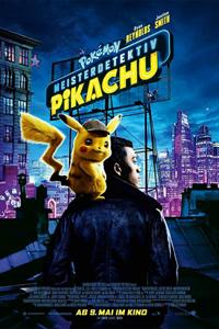 دانلود انیمیشن Pokémon Detective Pikachu