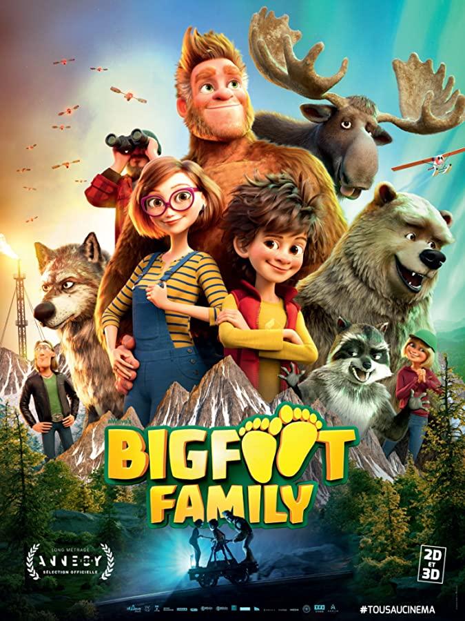 دانلود انیمیشن BigFoot Family