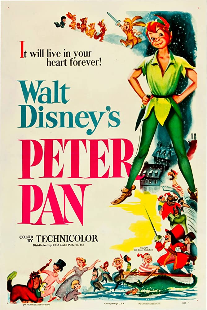 دانلود انیمیشن Peter Pan