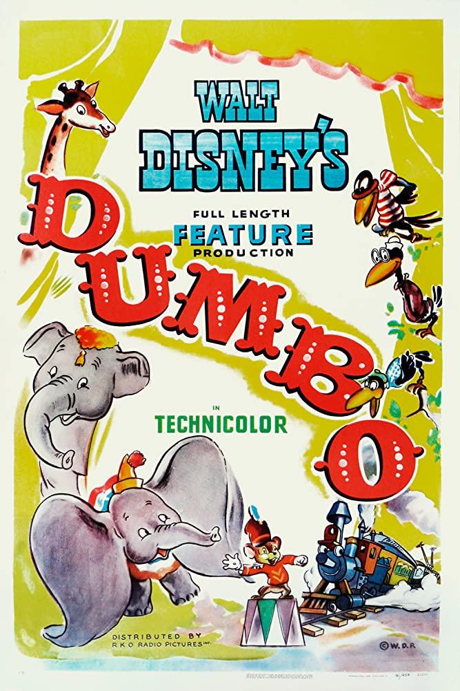 دانلود انیمیشن Dumbo