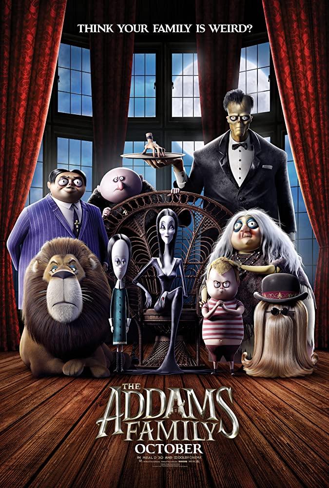 دانلود انیمیشن The Addams Family