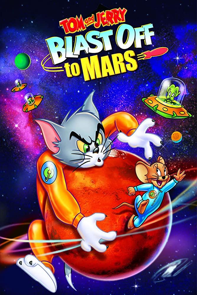 دانلود انیمیشن Tom and Jerry Blast Off to Mars!