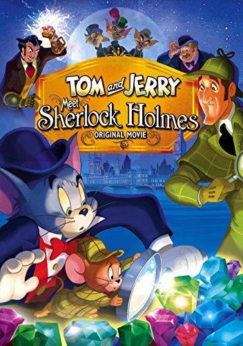 دانلود انیمیشن Tom and Jerry Meet Sherlock Holmes
