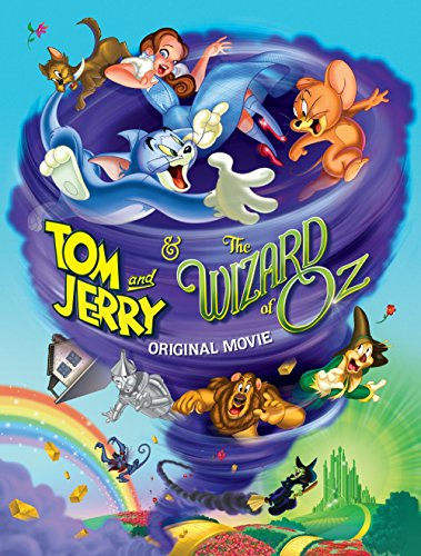 دانلود انیمیشن Tom and Jerry & The Wizard of Oz