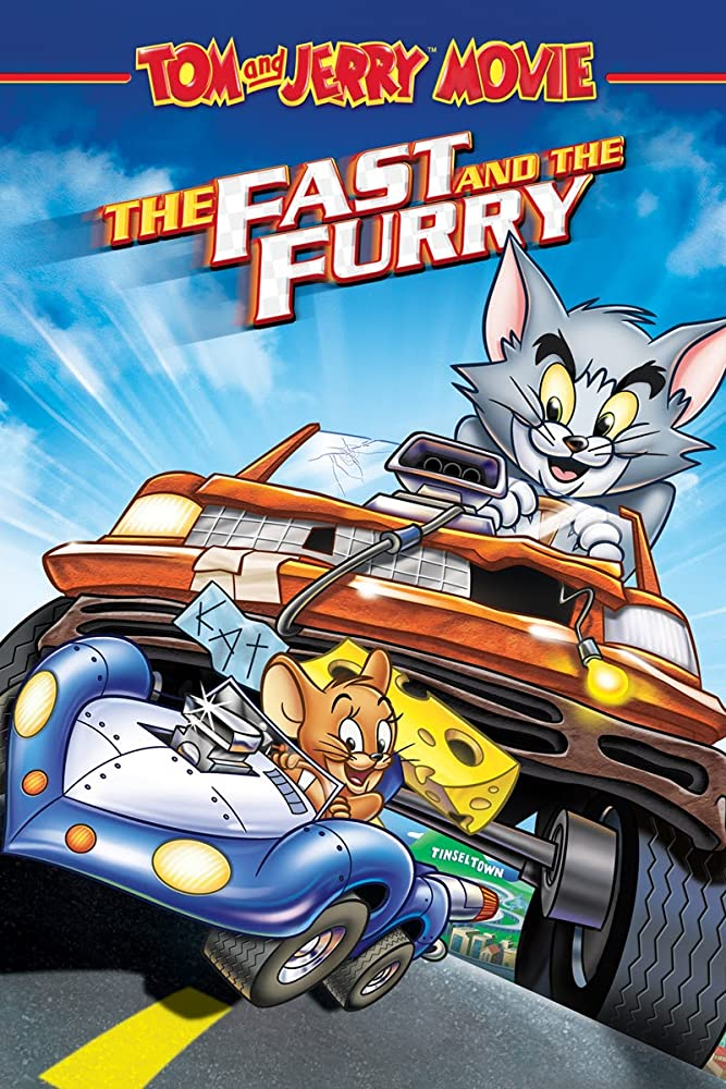 دانلود انیمیشن Tom and Jerry: The Fast and the Furry
