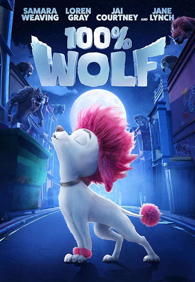 دانلود انیمیشن 100 Percent Wolf