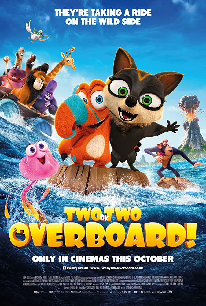 دانلود انیمیشن Two by Two Overboard!