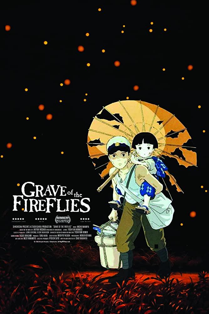 دانلود انیمه Grave of the Fireflies